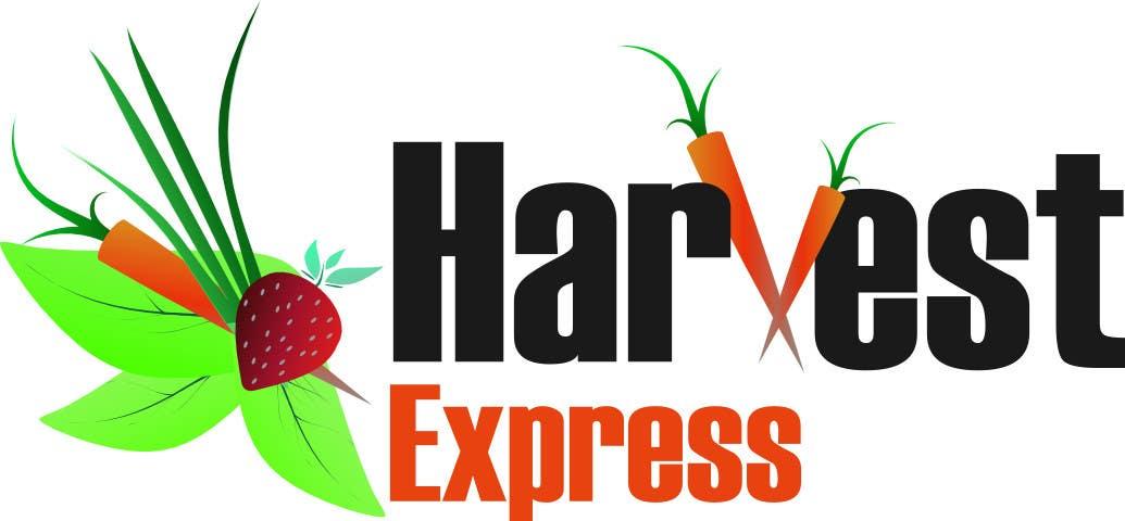 Inscrição nº 45 do Concurso para Design a Logo for Harvest Express