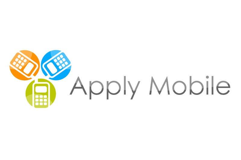 Kilpailutyö #16 kilpailussa Logo Design for Apply Mobile