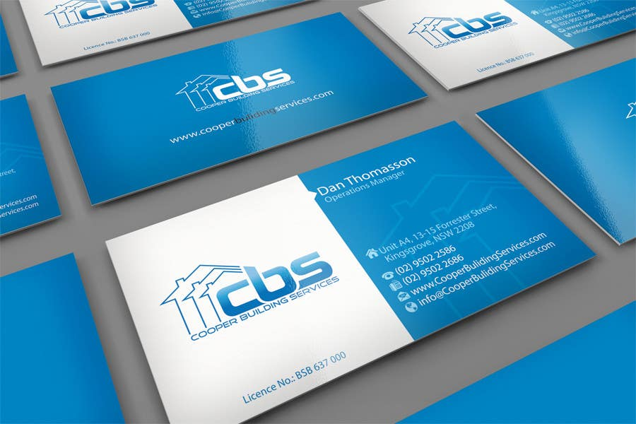 #14 for Design Business Card & stationary by midget