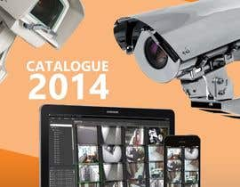 #7 para EagleCCTV - 2014 CCTV Catalog Cover por dickwyn