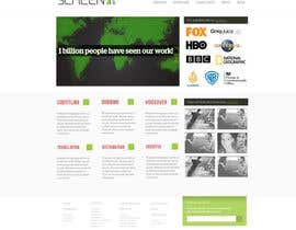 josephvaldez tarafından Design a Website Mockup for our Company için no 61