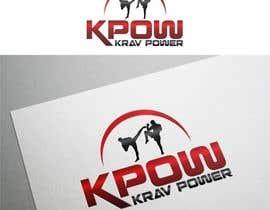 paulstudios tarafından KPOW - Logo for a New Kickboxing Gym için no 7