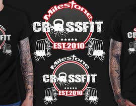 #90 untuk Design a T-Shirt for CrossFit / Fitness / Exercise / Workout oleh richisd
