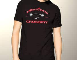 #24 untuk Design a T-Shirt for CrossFit / Fitness / Exercise / Workout oleh poonkaz