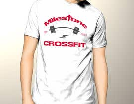 #26 untuk Design a T-Shirt for CrossFit / Fitness / Exercise / Workout oleh poonkaz
