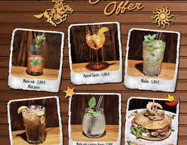 lukzzzz tarafından Summer offer for a country saloon bar 2016 için no 6