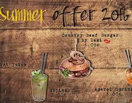 dsavio tarafından Summer offer for a country saloon bar 2016 için no 11