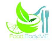 Graphic Design Kilpailutyö #37 kilpailuun Logo Design for Food Body M.E.