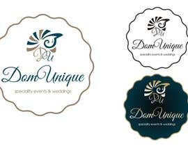 TOPSIDE tarafından Develop a Corporate Identity for DomUnique Events için no 27