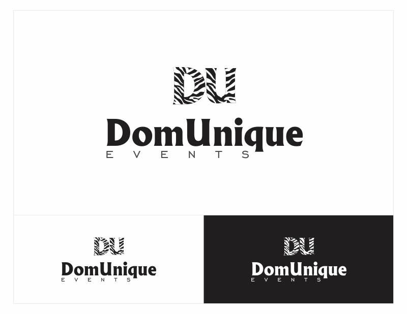 #9 for Develop a Corporate Identity for DomUnique Events by descomgroup