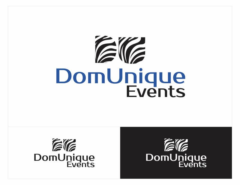 #11 for Develop a Corporate Identity for DomUnique Events by descomgroup