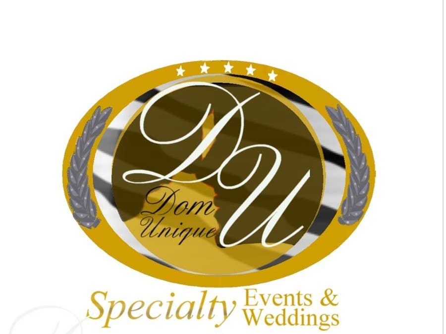 #4 for Develop a Corporate Identity for DomUnique Events by mannyshieldsjr