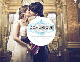 nº 18 pour Develop a Corporate Identity for DomUnique Events par zrbappy