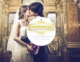 nº 19 pour Develop a Corporate Identity for DomUnique Events par zrbappy