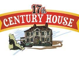 #26 para Design a Logo for 17th century house por TOPSIDE