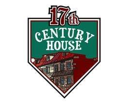 #35 para Design a Logo for 17th century house por TOPSIDE