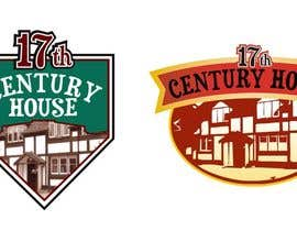 #36 para Design a Logo for 17th century house por TOPSIDE