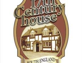 #32 for Design a Logo for 17th century house by YONWORKS
