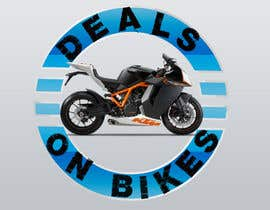 #5 untuk Design a Logo for Deals On Bikes Online Auction Website oleh Ramanadotcom