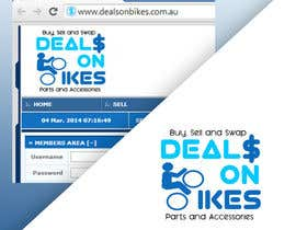 #16 for Design a Logo for Deals On Bikes Online Auction Website af DaveBomb
