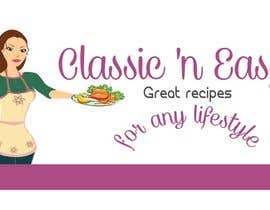 nº 37 pour Logo for cooking recipes / food blog website par tinaszerencses