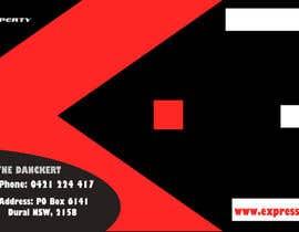 Nro 21 kilpailuun Design some Business Cards for Express Property real estate käyttäjältä vantuan1
