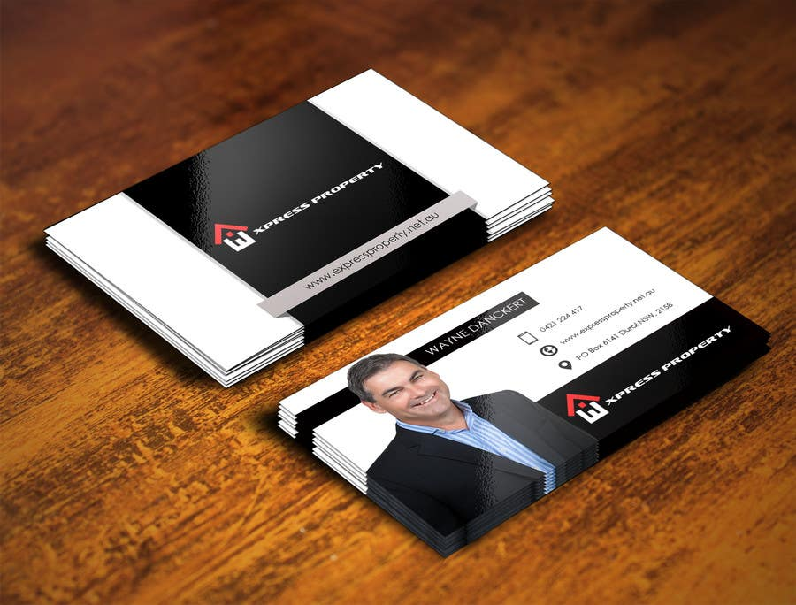 #26 for Design some Business Cards for Express Property real estate by pointlesspixels