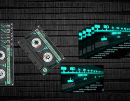 nº 23 pour Design Business Cards for Radio Lane Productions par alexman1213