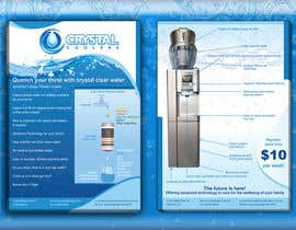 #14 para Design a Product flyer for a Water Cooler por tahira11