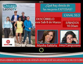 #4 for Design an Advertisement for a TV program by videoeditingmx