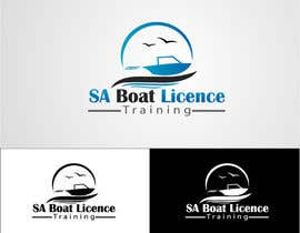 #60 para Design a Logo (and optional GIF) for a boat licence course provider por sabbir92