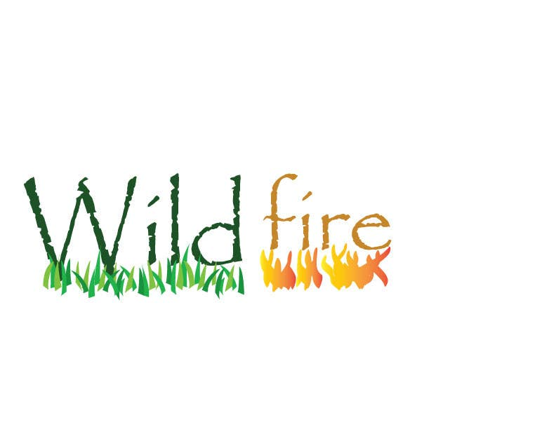 "Proposition n°12 du concours Design a text Logo for ""Wildfire"""
