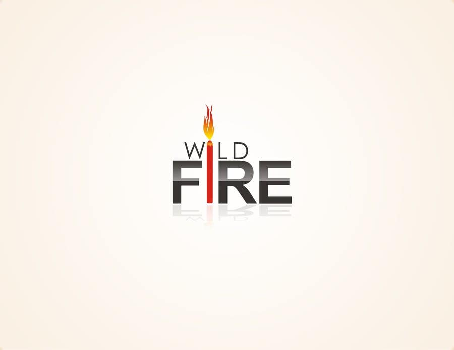 "Proposition n°17 du concours Design a text Logo for ""Wildfire"""