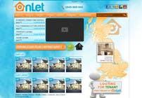 Graphic Design Inscrição do Concurso Nº48 para Website Design for Onlet