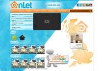 Graphic Design Inscrição do Concurso Nº61 para Website Design for Onlet