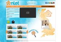 Graphic Design Inscrição do Concurso Nº89 para Website Design for Onlet