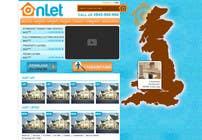 Graphic Design Inscrição do Concurso Nº14 para Website Design for Onlet