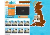 Graphic Design Inscrição do Concurso Nº19 para Website Design for Onlet