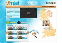 Graphic Design Inscrição do Concurso Nº108 para Website Design for Onlet