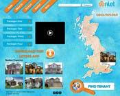 Graphic Design Inscrição do Concurso Nº132 para Website Design for Onlet