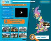 Graphic Design Inscrição do Concurso Nº70 para Website Design for Onlet