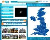 Graphic Design Inscrição do Concurso Nº34 para Website Design for Onlet