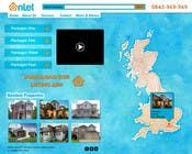 Graphic Design Inscrição do Concurso Nº37 para Website Design for Onlet