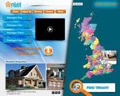 Graphic Design Inscrição do Concurso Nº85 para Website Design for Onlet