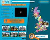 Graphic Design Inscrição do Concurso Nº107 para Website Design for Onlet