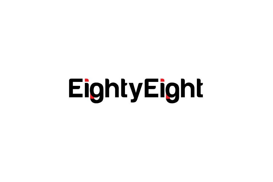 Konkurrenceindlæg #37 for Design a Logo for EightyEight - Web design studio