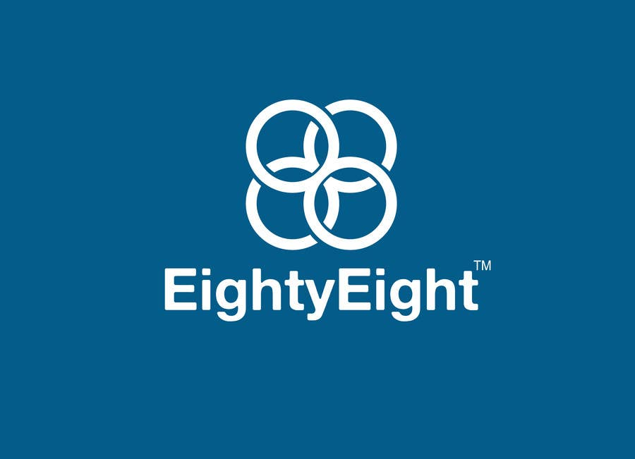 #40 for Design a Logo for EightyEight - Web design studio by alexandracol
