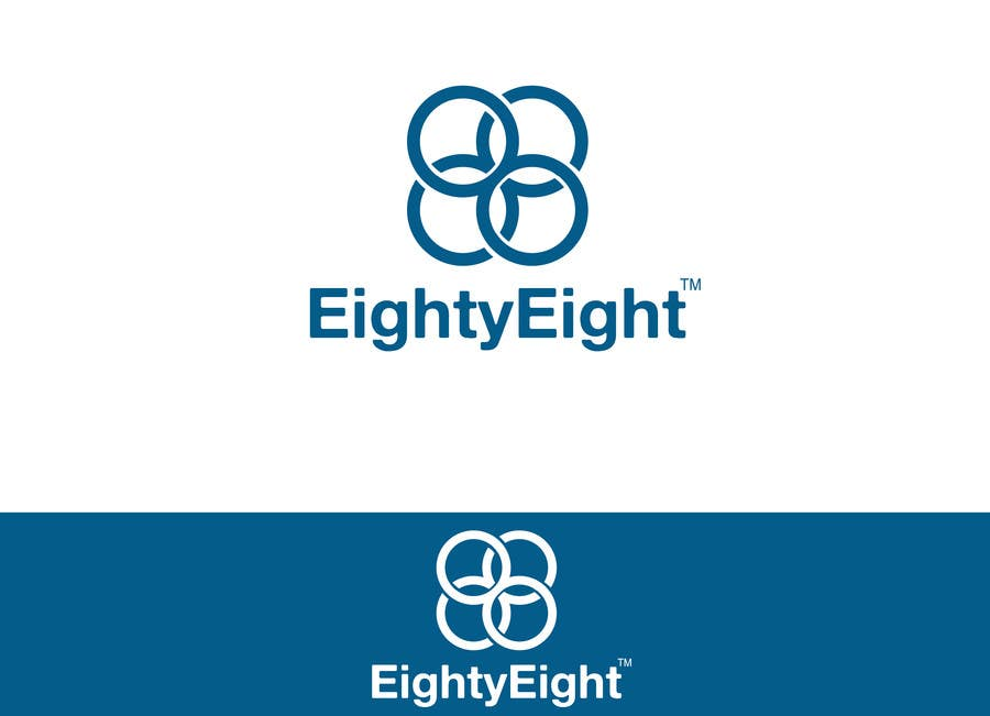 #42 for Design a Logo for EightyEight - Web design studio by alexandracol