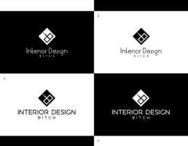 jatinsharma96 tarafından Design a Logo: Interior Design Bitch için no 259