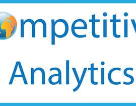 nº 8 pour Design a Logo for Competitive Analytics par samonazaryan